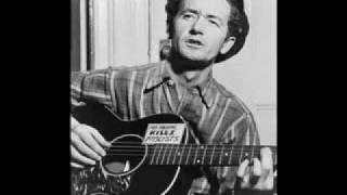 Woody Guthrie Library of Congress Recordings Pt.1
