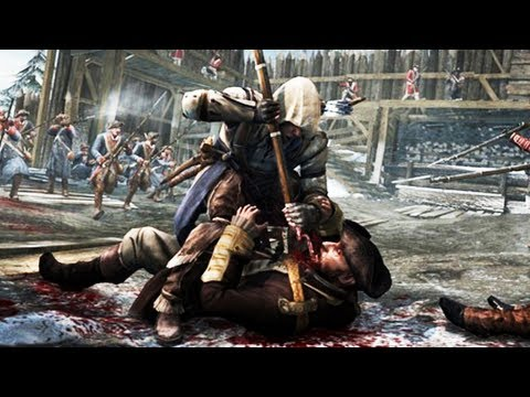 Assassin's Creed 3 Review (XBOX 360/PS3/PC)