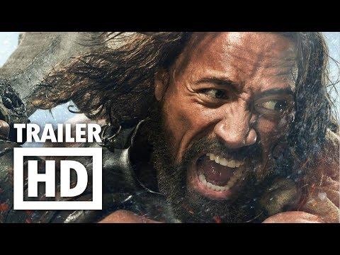 HÉRCULES - Trailer Teaser Oficial Subtitulado Latino (HD)