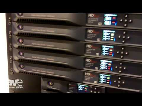 InfoComm 2015: ZeeVee Shows New Fully-Featured Digital Video Encoder/Modulators