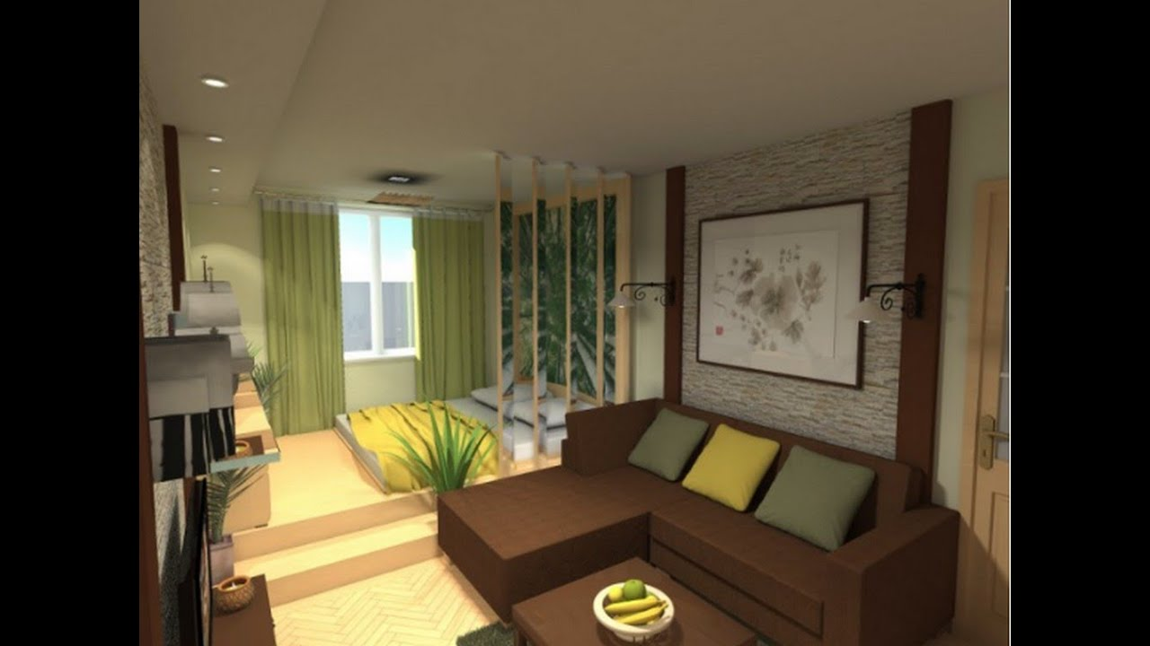дизайн малогабаритной квартиры с фото