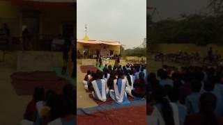 Ab ke baras school dance video