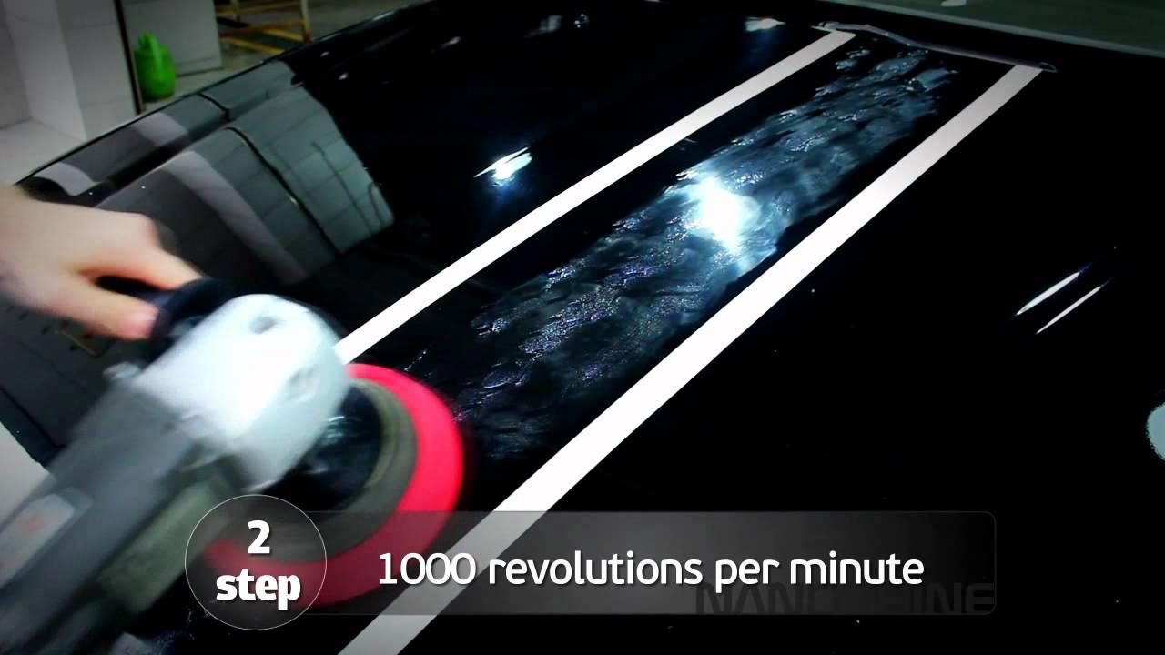 Ceramic Car Wax >> How to test Ceramic Pro by Nanoshine - YouTube