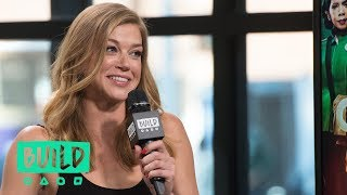 "Adrianne Palicki Reminisces About ""Friday Night Lights"""