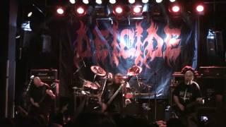 DEICIDE live in Wien 08/ 12/ 2014