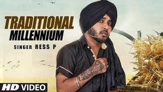 Traditional Millennium: Ress P (Full Song) Jassi Bros | Harjit Singh Bhatti  | Latest Punjabi Songs