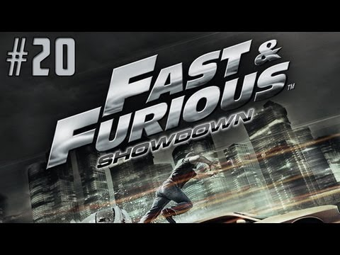 Fast & Furious: Showdown - Walkthrough - Part 20 - Germany Escape (X360/PS3) [HD]