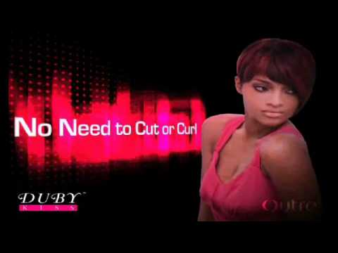 Quick Weave Duby Kiss | LONG HAIRSTYLES