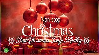 The Best Christmas Songs Medley Non Stop - Merry Christmas 2019