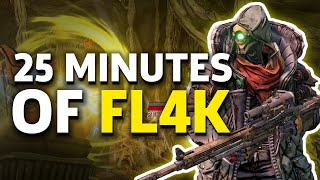 Borderlands 3 - 25 Minutes Of FL4K New Gameplay