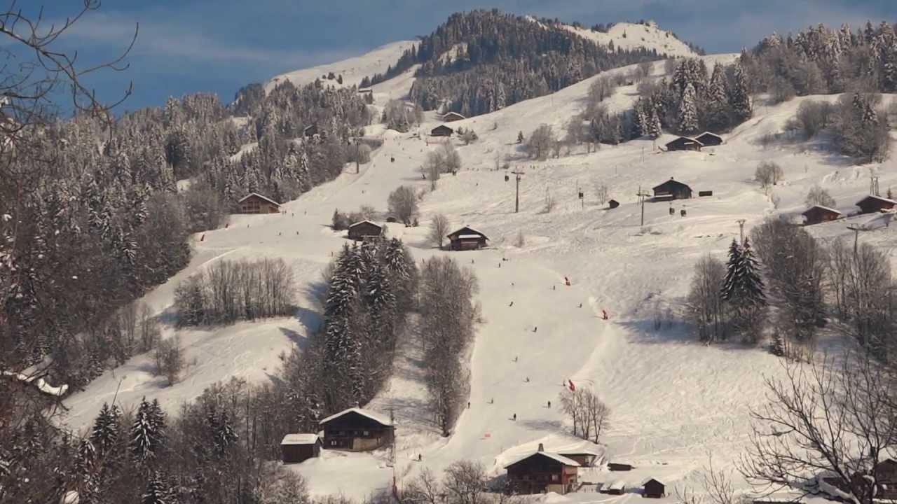 Le grand bornand hiver winter youtube - Office du tourisme grand bornand chinaillon ...