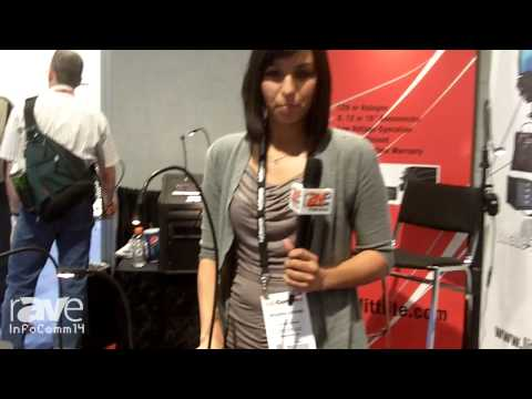 InfoComm 2014: Littlite Showcases its ANSER Gooseneck Light