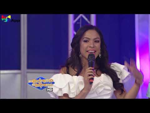 Sandra Berrocal Baila a Ritmo Del Telacuti De Lo Blanquito en De Extremo a Extremo