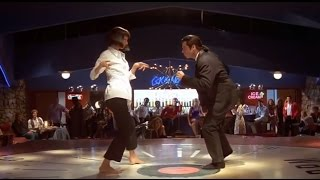► Pulp Fiction (danse endiablée entre Uma Thurman & John Travolta)