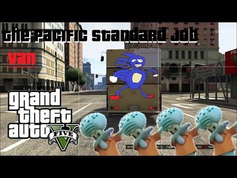 This is it - GTA 5 Online HEISTS - Pacific Standard Job - 1