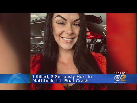 Investigators Say Alcohol A Factor In Long Island Fatal Boating Crash