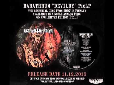 Barathrum - Revenge By Magick
