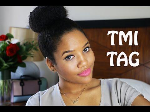 TMI TAG| Boys, Breakups & Tattoos