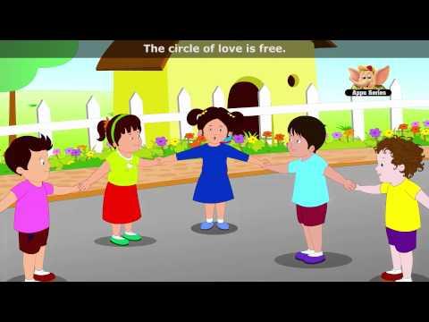 Circle of Love - Nursery Rhyme & Karaoke Version