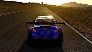 Gran Turismo Sport - Gameplay Subaru WRX @ Willow Springs [1080p 60fps]