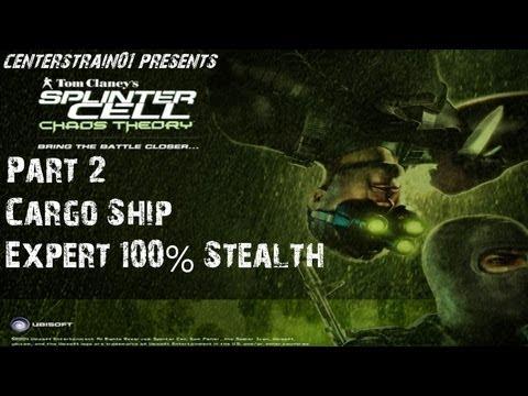 Splinter Cell - Chaos Theory - Stealth Walkthrough - Part 2 - Cargo Ship