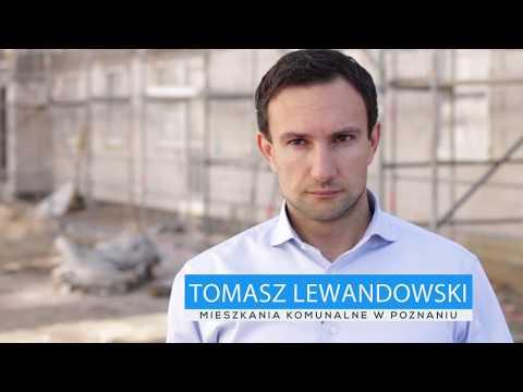 Przybywa Mieszkań Komunalnych W Poznaniu. Rozmowa Z Tomaszem Lewandowskim