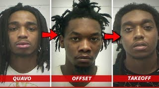 Top 10 CRIMES Committed By Rappers! ( Migos , Lil Uzi Vert , Eminem & MORE! )