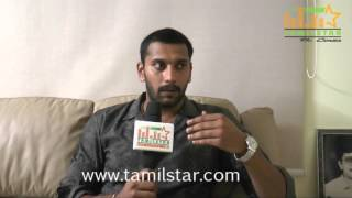 Arulnithi Press Meet For Aarathu Sinam Movie