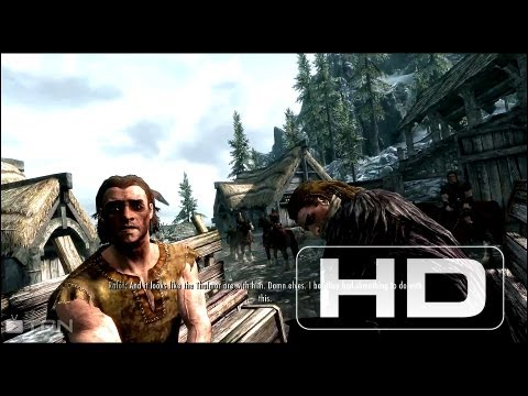 ★ Skyrim - Nord Spellsword Lets Play #1, ft. Darnoc! - WAY➚