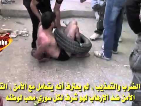 18+ NATO Funded Terrorists in Syria Torture and Behead unarmed Syrian Prisoners
