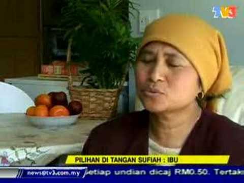 Sufiah Yusof TV3