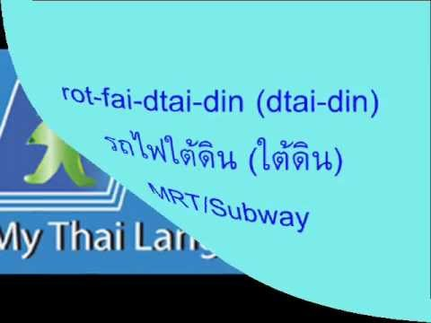 "48 My Thai Language School : How to make question with ""HOW""  in Thai with Kroo Nun"