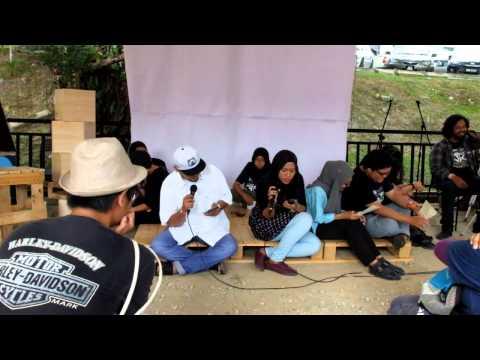 Evolusi Puisi Melayu Oleh Gilakata - Azhar & Syafyn (gurindam) video