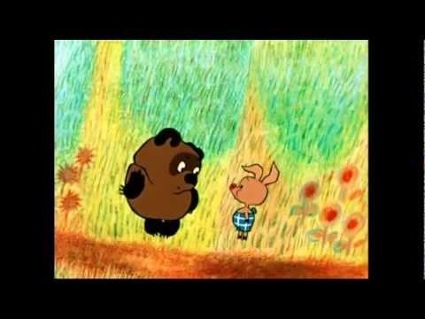 Детские песни из мультфильмов