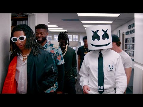Download Marshmello - Imagine    Mp4 baru