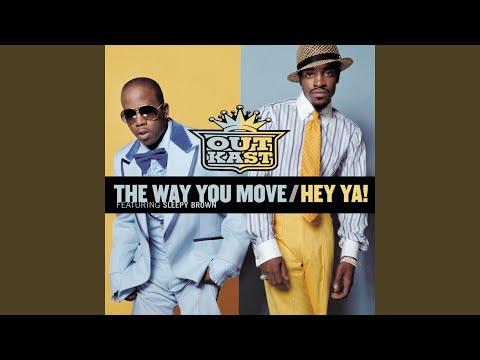 The Way You Move Radio Mix