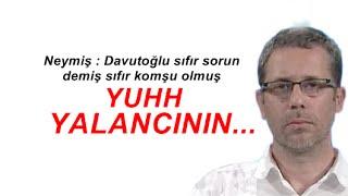 Hakan Albayrak : Davutoğlu'na cart-curt edenler