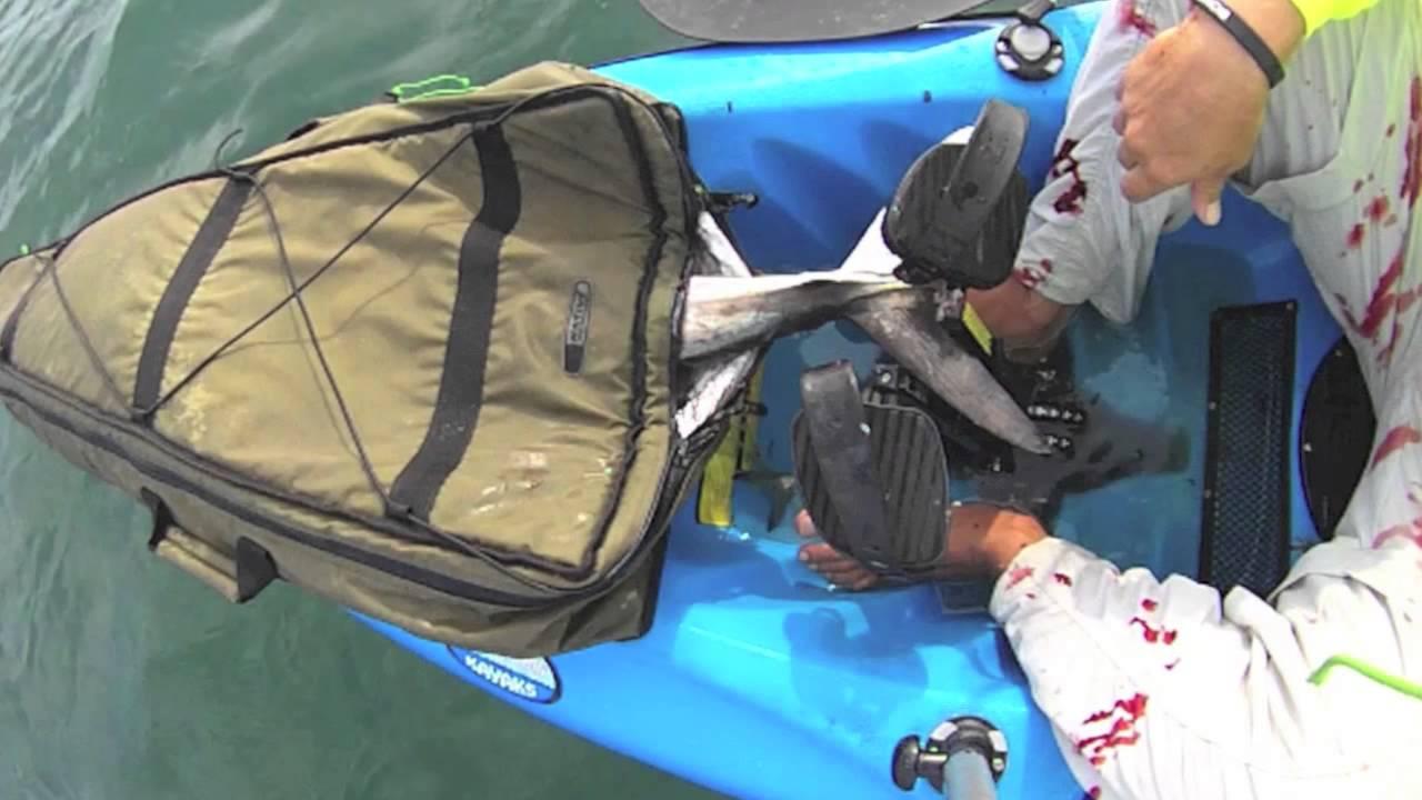 Yakntexas Fish Bag How Ty Stores His Fish Kayak Fishing