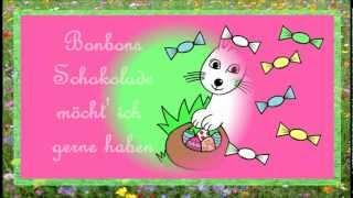 Osterhase Komm - Ein Einfaches Osterlied - FROHE OSTERN :-)
