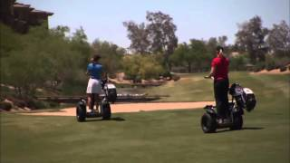 escooter Chile segway golf