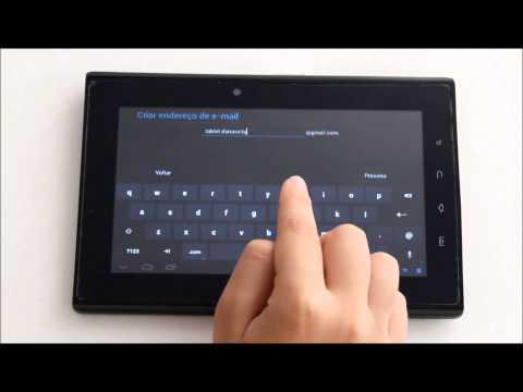 Como acessar a PlayStore do seu Tablet NavCity - parte 1