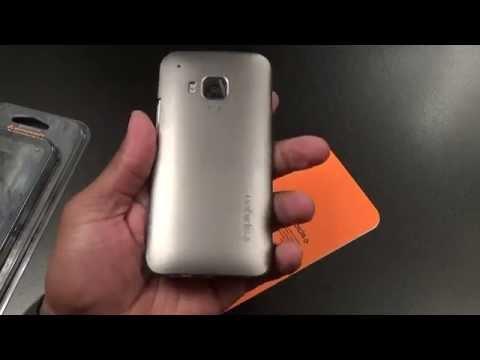 HTC One M9 Spigen Thin Fit Case