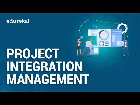 Project Integration Management | Project Management | PMP Certification | Edureka