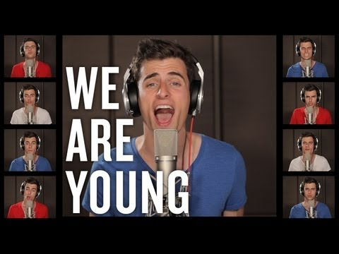 We Are Young - fun. - Mike Tompkins - A Capella Cover Music Videos