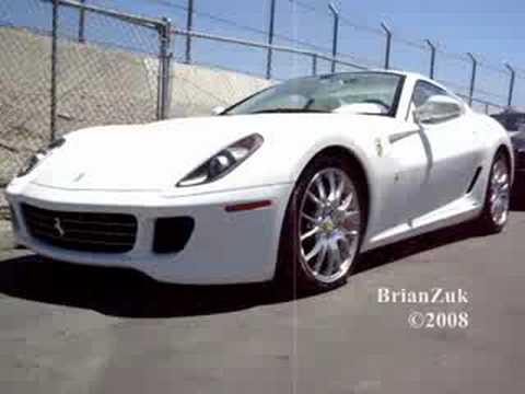 Экстерьер Ferrari 599 GTB Fiorano