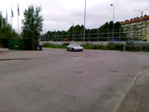 JAGUAR XKR-S 500hp take off