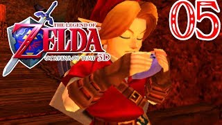 The Legend of Zelda: Ocarina of Time 3D Part 5: To the Fire Temple!