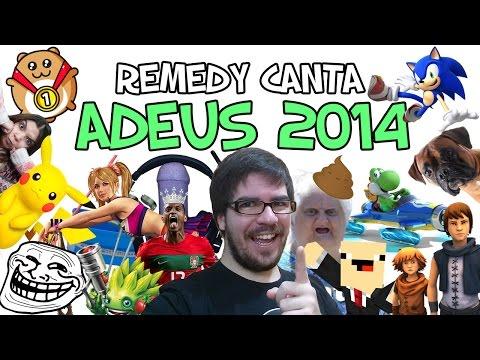 Remedy Canta: Adeus 2014! (melhores Momentos) video
