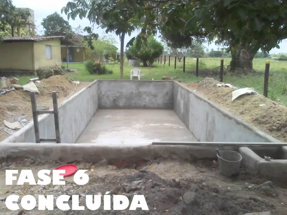Tanque de peixes da fazenda estrela da manh youtube for Criadero de cachamas en tanques