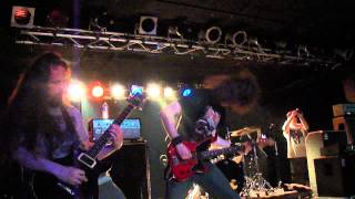 RWAKE PERFORM LIVE @ THE MARYLAND DEATHFEST 2012